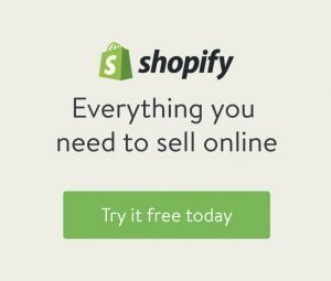 Best Ecommerce solution Shopify