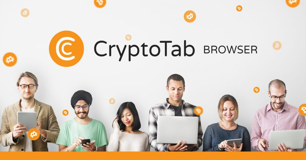 Register Cryptotab